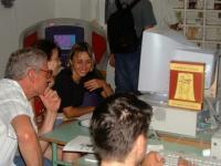 Élő Internet Játékház a Művészetek Völgyében 2003-ban