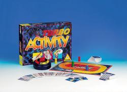 Activity Turbo társasjáték