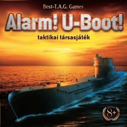 Alarm! U-boot társasjáték