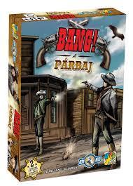Bang! A párbaj társasjáték