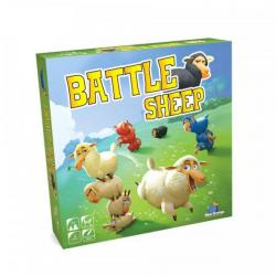 Battle Sheep társasjáték
