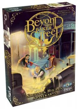 Beyond Baker Street  társasjáték