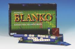 Blanko játék doboza