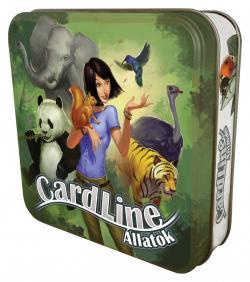 Cardline állatok társasjáték