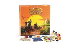 Catan - A hódítók legendája társasjáték