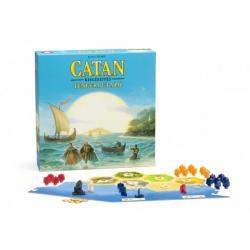 Catan - Tengeri utazó társasjáték