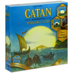 Catan Tengeri utazó / Jubileumi kiadás