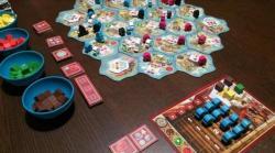 Century – A Kelet csodái társasjáték