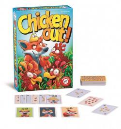 Chicken out társasjáték