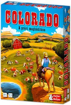 Colorado társasjáték