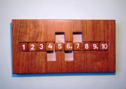 Tologatós logikai játék - Cserebere 1