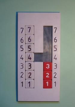 Tologatós logikai játék - Cserebere 4