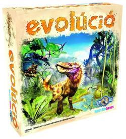 Evolúció társasjáték