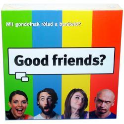 Good friends? doboza
