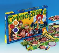 Grimassimix doboz