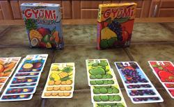 Gyümi kártyajáték