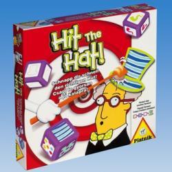 Hit the Hat (Csapj a kalapra!) társasjáték