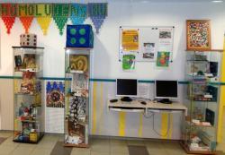 jáTÉKA kiállítás 17 - a kockatörténeti kiállítás rész