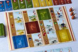 Kanagawa társasjáték