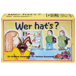Kinél van?kártyajáték