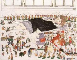 Nagy Sándorné, Kriesch Laura: Gulliver kisasszony 1910 k.