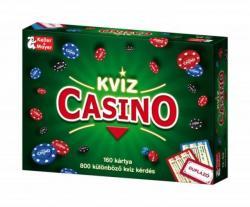 Kvíz casino társasjáték