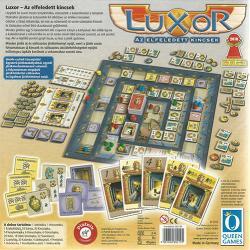 Luxor- Az elfelejtett kincsek társasjáték
