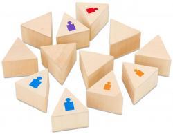 Memóriajáték - súly-dobozkák