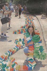 MiMi az ezerlábú 2003-ban