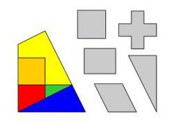 logikai játék öt elemből