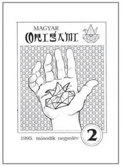 Magyar Origami Kör 1995/2 magazinja