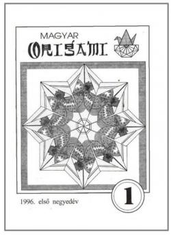 Magyar Origami Kör 1996/1 magazinja