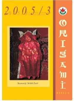 Magyar Origami Kör 2005/3 magazinja