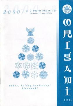 Magyar Origami Kör 2000/* magazinja