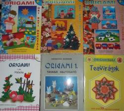 Megújul a Magyar Origami Kör könyvtára