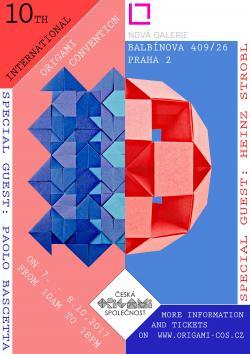 10. Prágai Nemzetközi Origami Találkozó