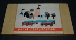 Panel építőjáték