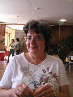 Huszty Beatrix fényképe