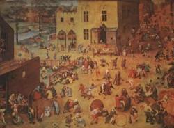 id. Pieter Bruegel: Gyermekjátékok