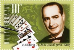 Rodolfo bélyeg teljes kép