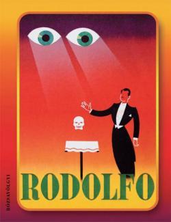 Rodolfo könyv első borítója
