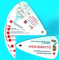 Internet Játékház ajánló a WEB-IRÁNYTŰ kiadványban