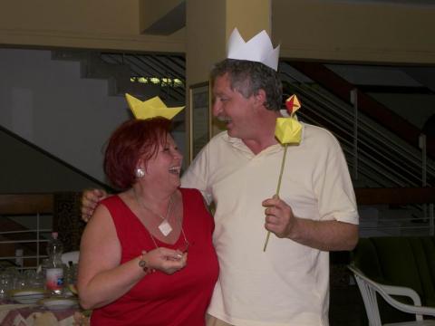 Királyunk és királynőnk
