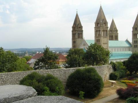 A 18. találkozó helyszíne: Pécs