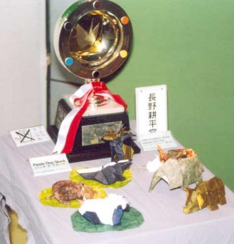 kSebők Zsolt modelljei és az első díj