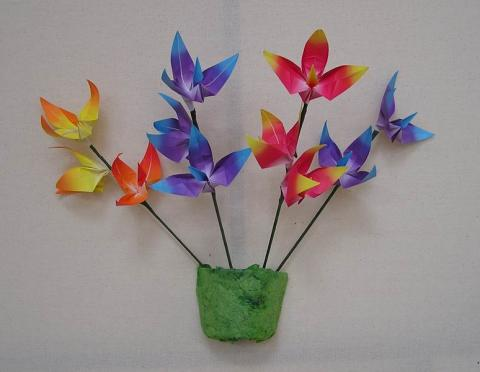 Beréti Zsuzsanna: Virágcsokor