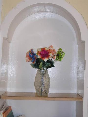 Tuzy Ibolya virágai egy kicsit egyszerűbben