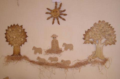 Pásztor és nyája