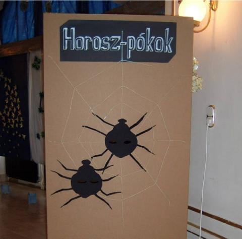 Horosz-pókok