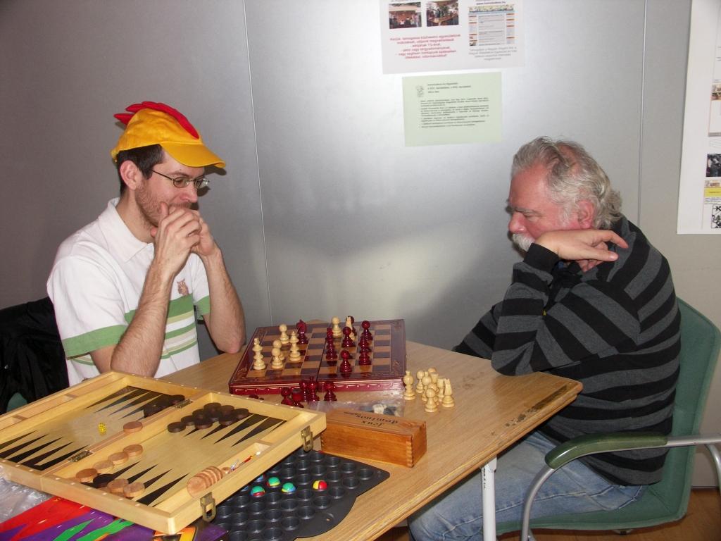 Sakkjátszma